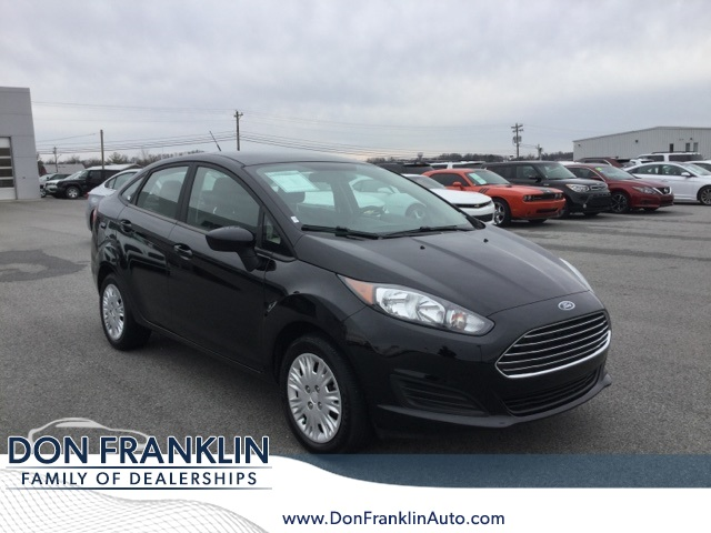Pre Owned 2017 Ford Fiesta S