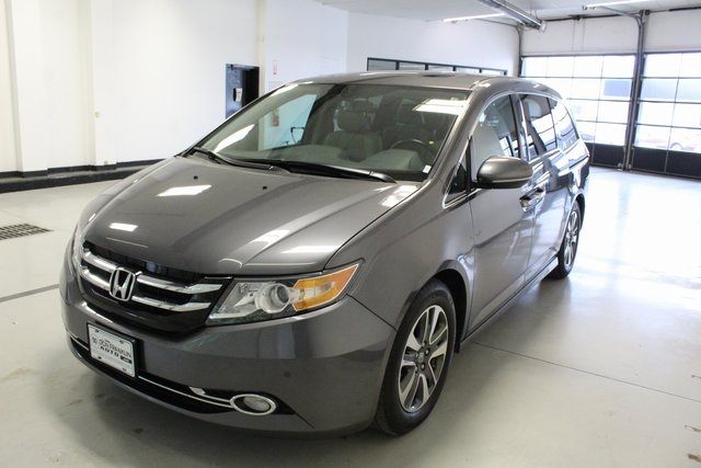 Pre Owned 2017 Honda Odyssey Touring Elite